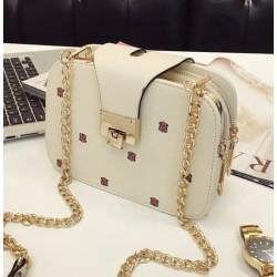 Embossed Handbags Wallets