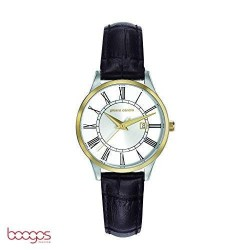 Pierre Cardin - Montre Femme - Quartz - Analogique - Aiguilles lumineuses - Bracelet cuir