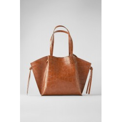 ZARA SAC SHOPPER DE COULEUR...
