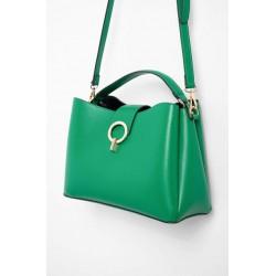 Sac Orsay Vert avec anse